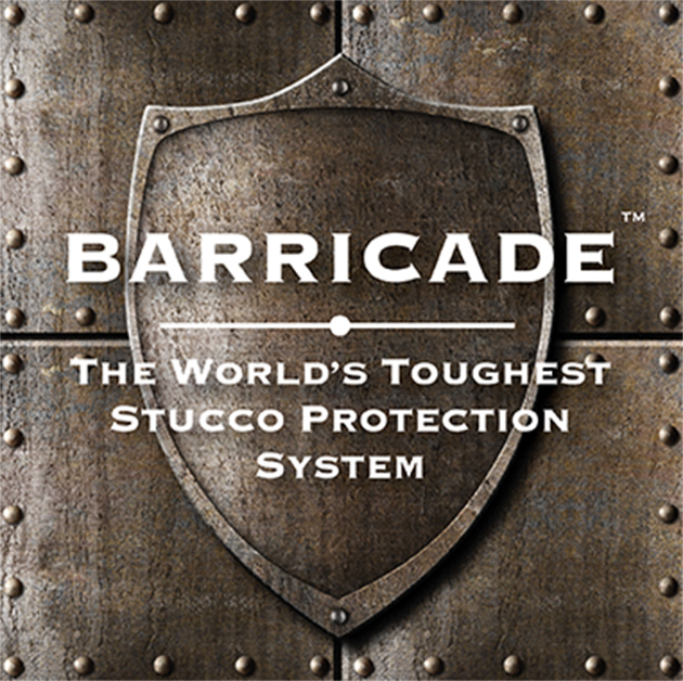 Barricade Stucco Protection System | Colorado Springs