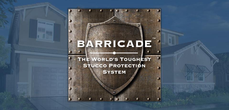Barricade Stucco Protection System | Colorado Springs
