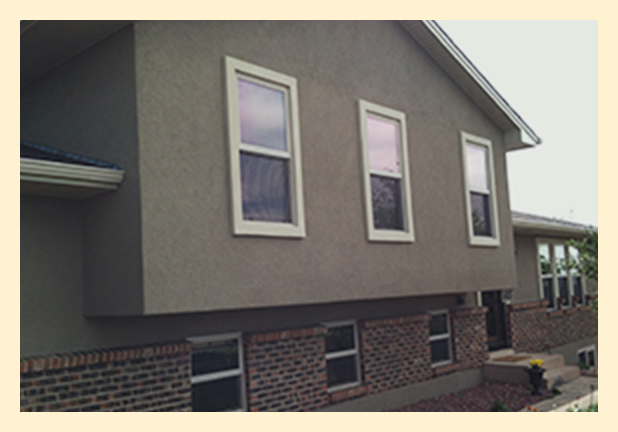New Stucco Installation Colorado Springs
